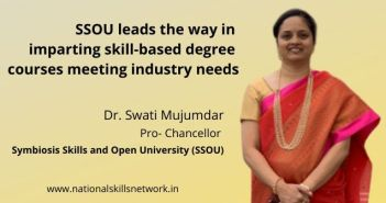 SSOU leads the way in imparting skill-based degree courses that meet the industry needs