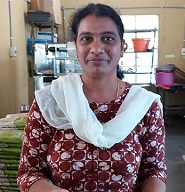 Women entreprenerus supported by ALEAP