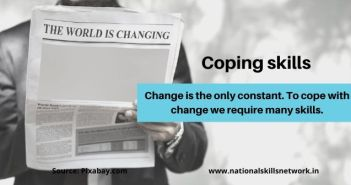 Coping skill for crisis management