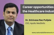 Career opportunities in the Healthcare