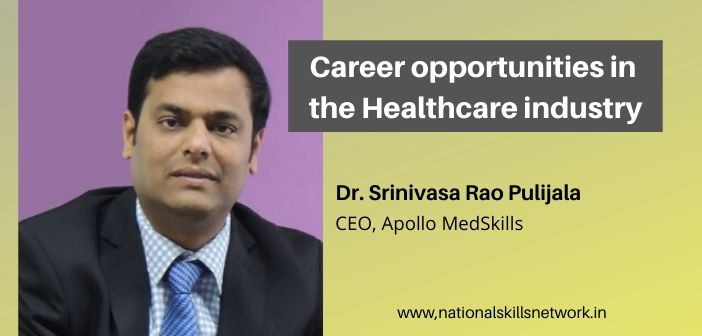Apollo MedSkills organizes a webinar on Career Opportunities in Healthcare