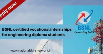 BSNL certified vocational internships