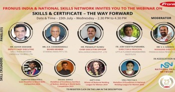 Skills and Certificate – The Way Forward