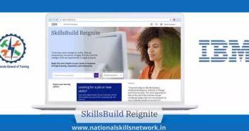 SkillsBuild Reignite
