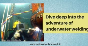 Dive deep into the adventure of underwater welding
