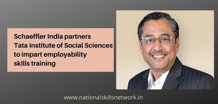 Schaeffler India partners Tata Institute of Social Sciences