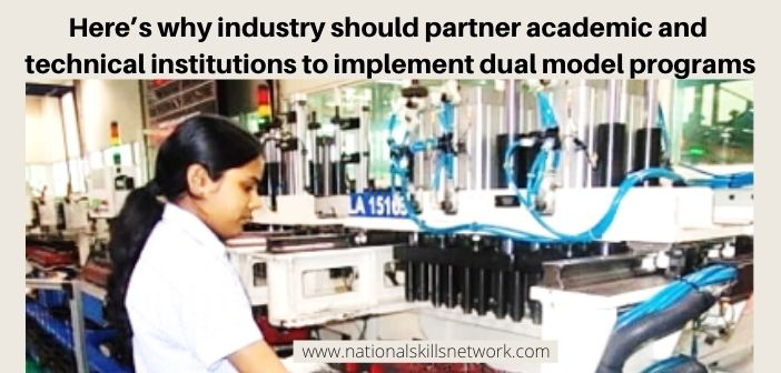 Why industry should partner academic