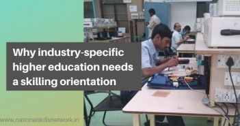 Industry specific higher education
