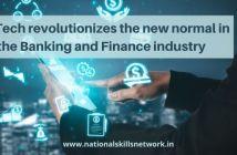 FinTech revolutionizes
