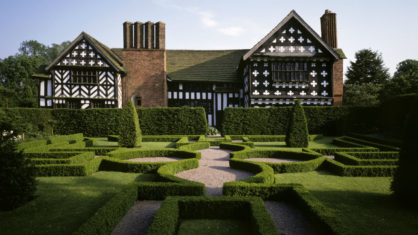 Things To See And Do At Little Moreton Hall National Trust