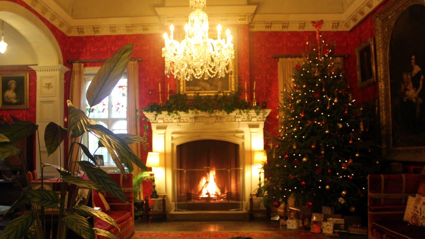 Christmas Traditions In The Midlands National Trust