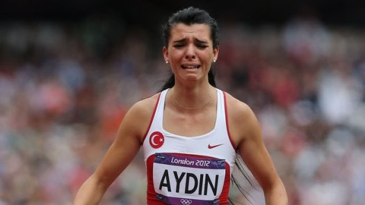 A Great Olympic story Merve Aydin symbol of Turkish ...