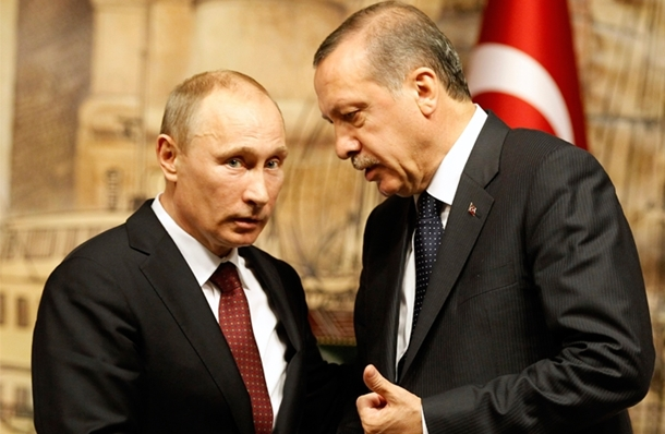 Moscow denies Putin called Erdogan 'dictator'