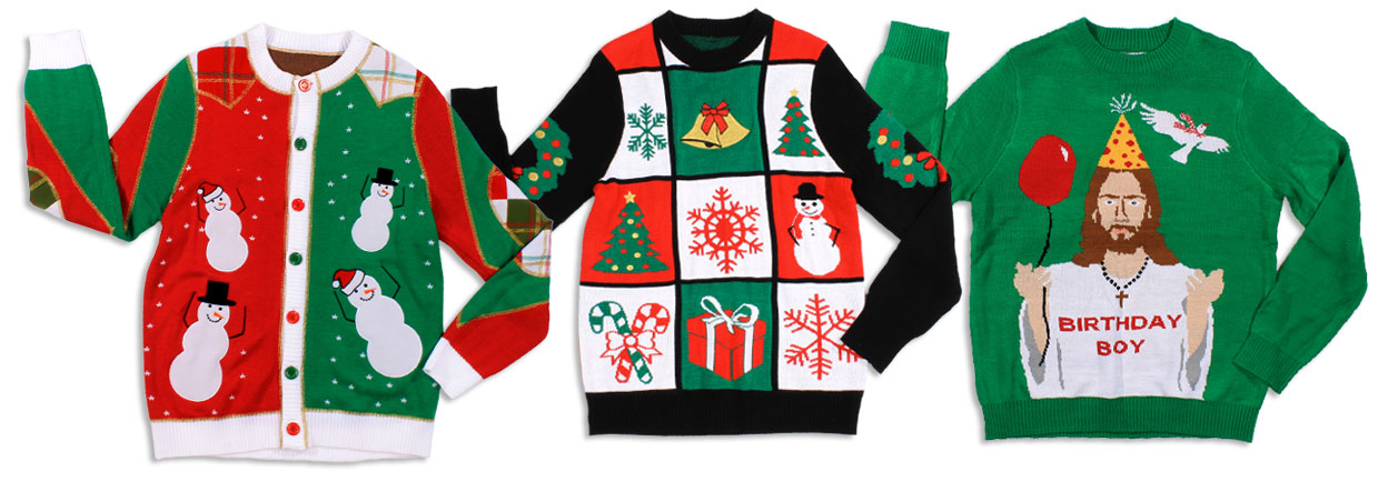 Image result for ugly christmas sweaters