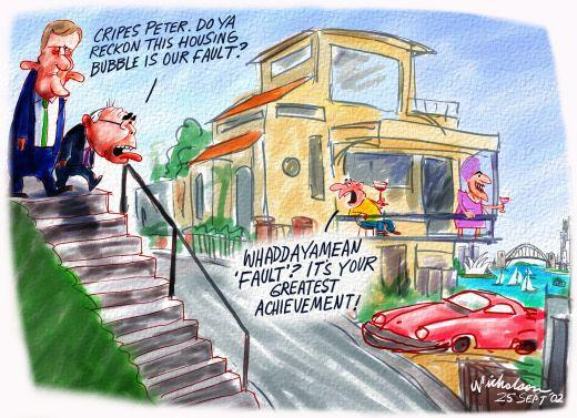 The Greedy Little Nation That Sold Its Soul For House Prices