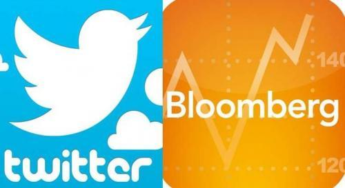 Bloomberg Launches Twitter Feed For Trading Algos