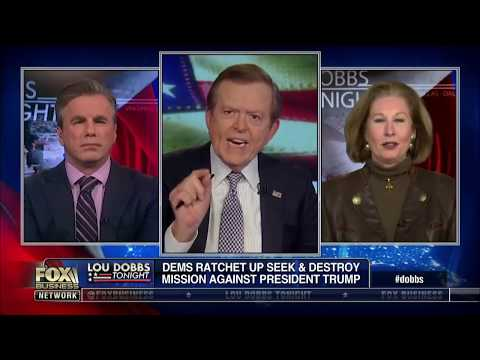 Tom Fitton: Rep. Nadler's Investigation into Trump a 'Remarkable' Abuse of Power