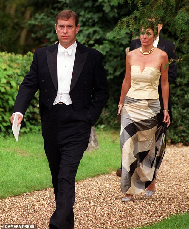 Prince Andrew Secretly Met Ghislaine Maxwell at Buckingham Palace After Prosecutors Reopened Probe into Pedophile