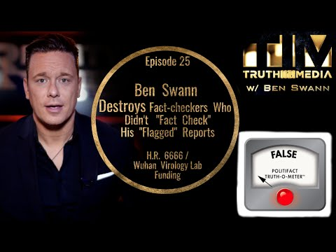 "Ben Swann Destroys Fact-checkers Who Didn't ""Fact Check"" His ""Flagged"" Reports"