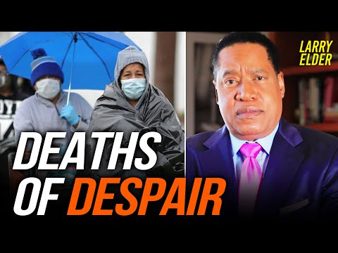 People Are Not Dying Just Because Of The Pandemic | Larry Elder