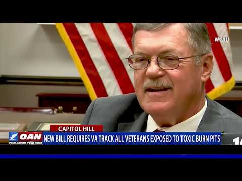New bill requires VA track all veterans exposed to toxic burn pits