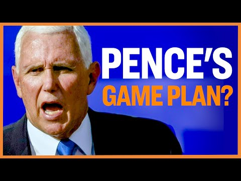 What Is Pence's Game Plan for January 6th? | Declassified with Gina Shakespeare