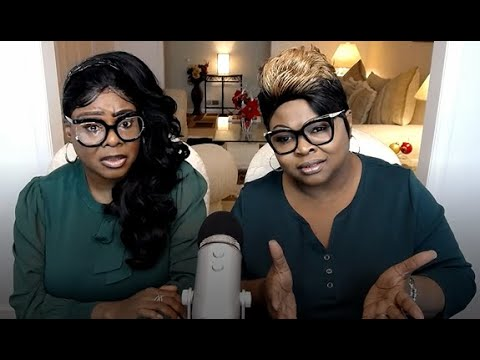 Diamond and Silk was Live on 1-14-2021