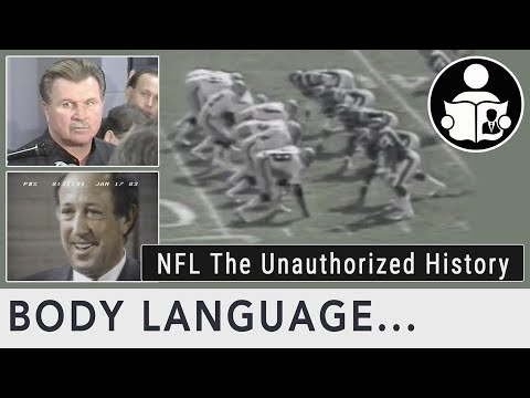 Body Language: NFL – Unauthorized History