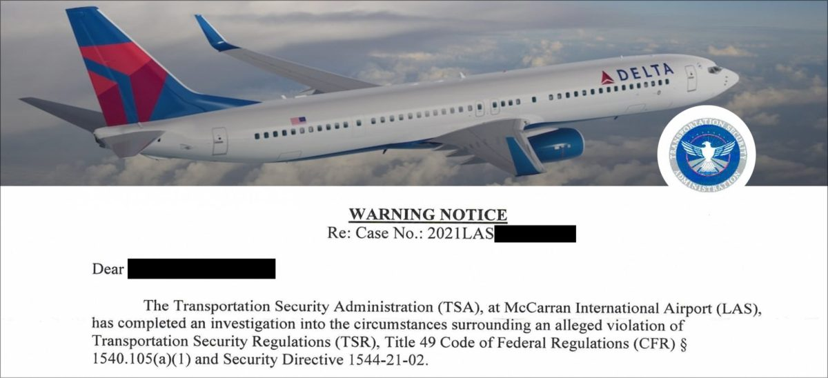 EXCLUSIVE: Delta Airlines and TSA Target & Intimidate a Passenger Without Cause