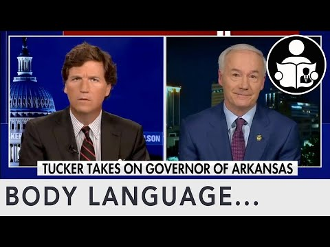 Body Language: Arkansas Governor, Gender Reassignment Bill