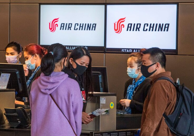 Feds Investigating Chinese Spies' Return to US Ahead of COVID Travel Ban