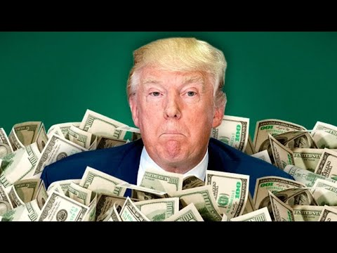 GOV THIEVES BLOCK $1MILLION OF TRUMP'S MONEY! FORGET BEING A U.S. CITIZEN! THIS IS EVEN BETTER!+NEWS