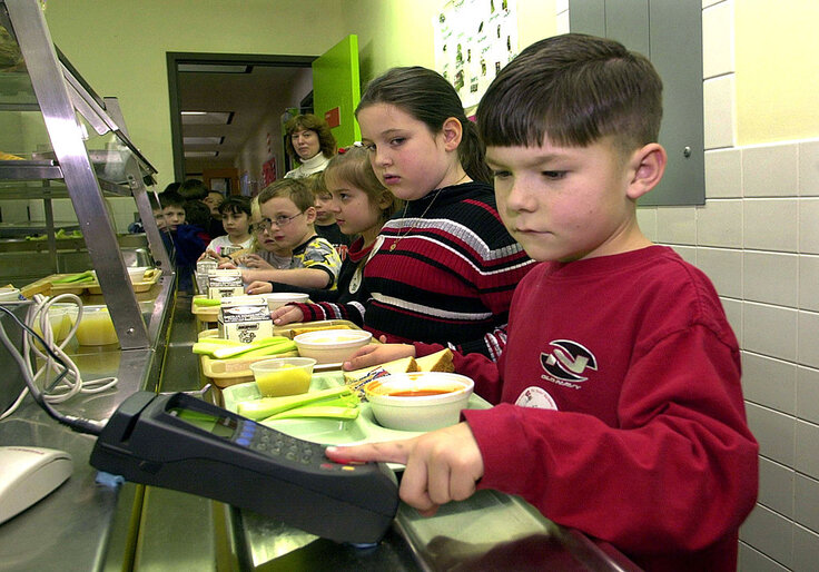 Food Shortages Disrupt School Lunches