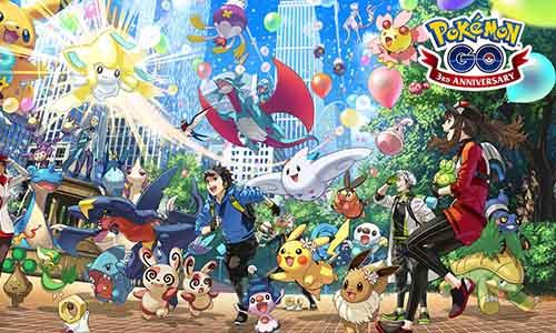 pokemon go mission d etude speciale