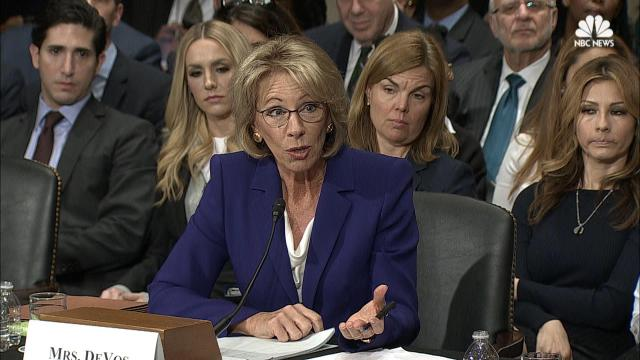 Betsy Devoss Attack On Public Education >> Trump Betsy Devos And The Plan To End Democratic Education