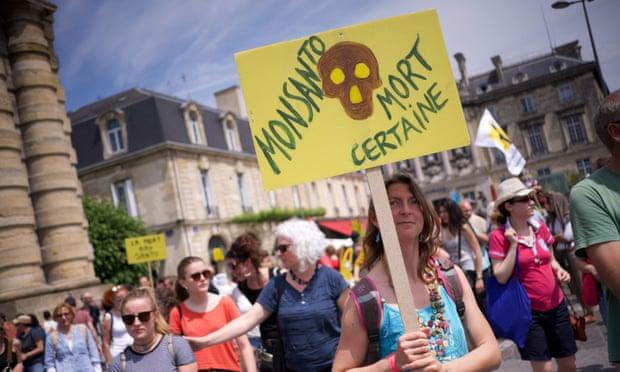 The next plaintiff Monsanto faces is set to go to trial