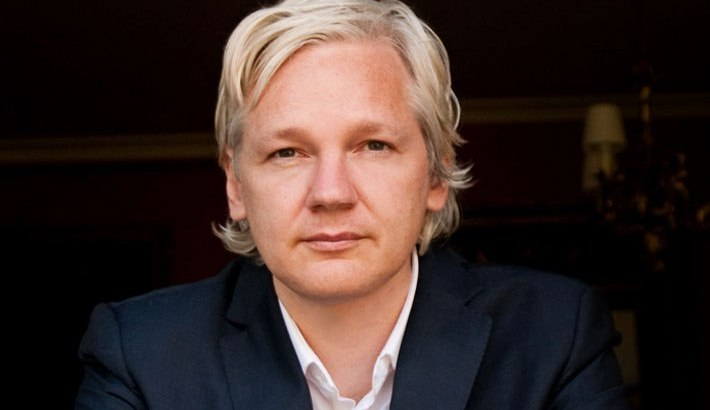 Image result for julian assange