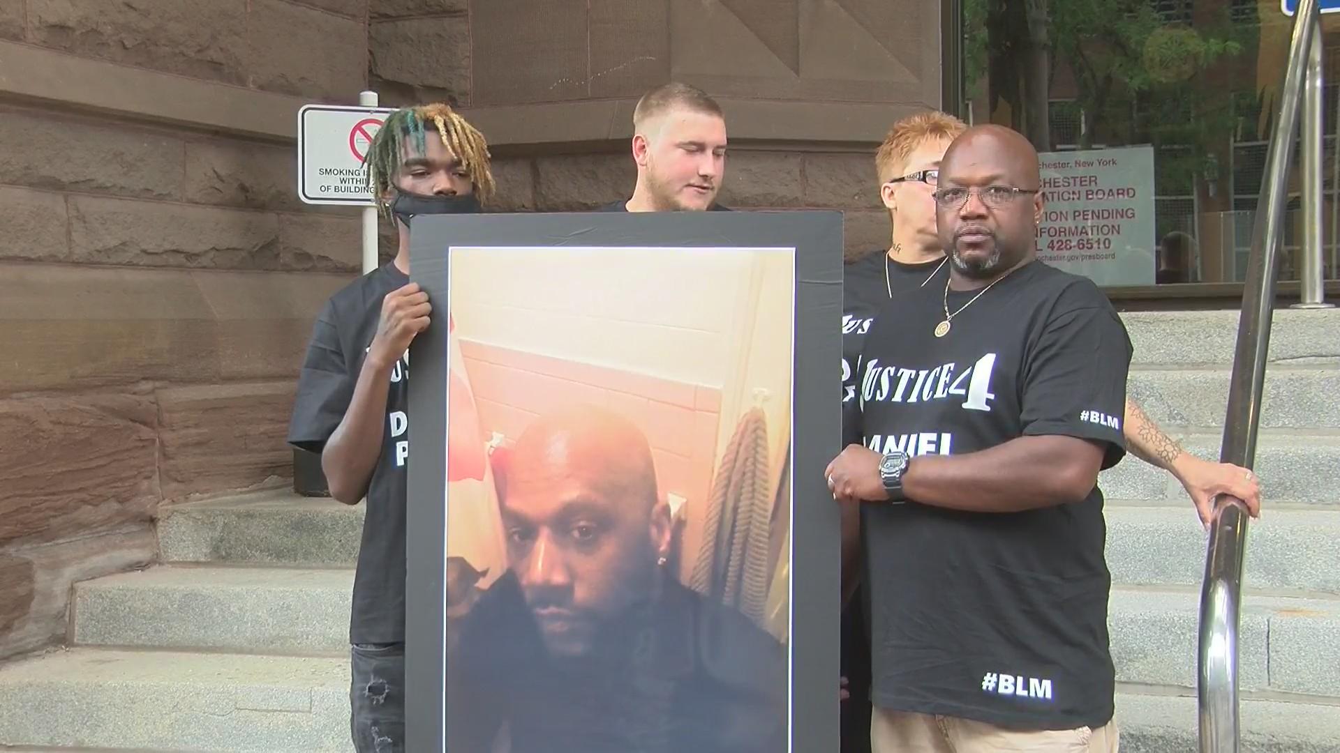 Heartbreaking video of Black man, Daniel Prudes death
