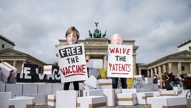 3 million people have died of Covid since rich nations began obstructing vaccine patent waiver