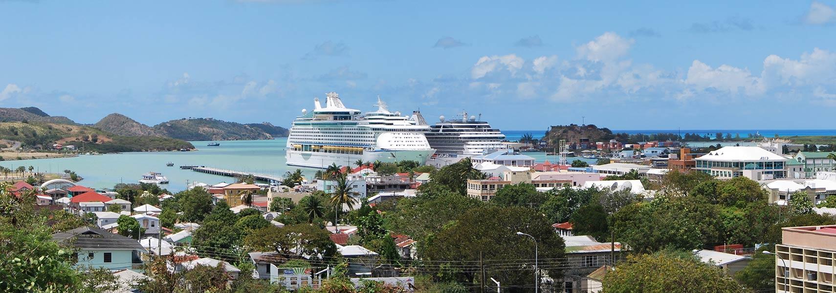 Barbuda Largest And Antigua City