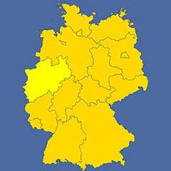 Hasil gambar untuk nrw germany map