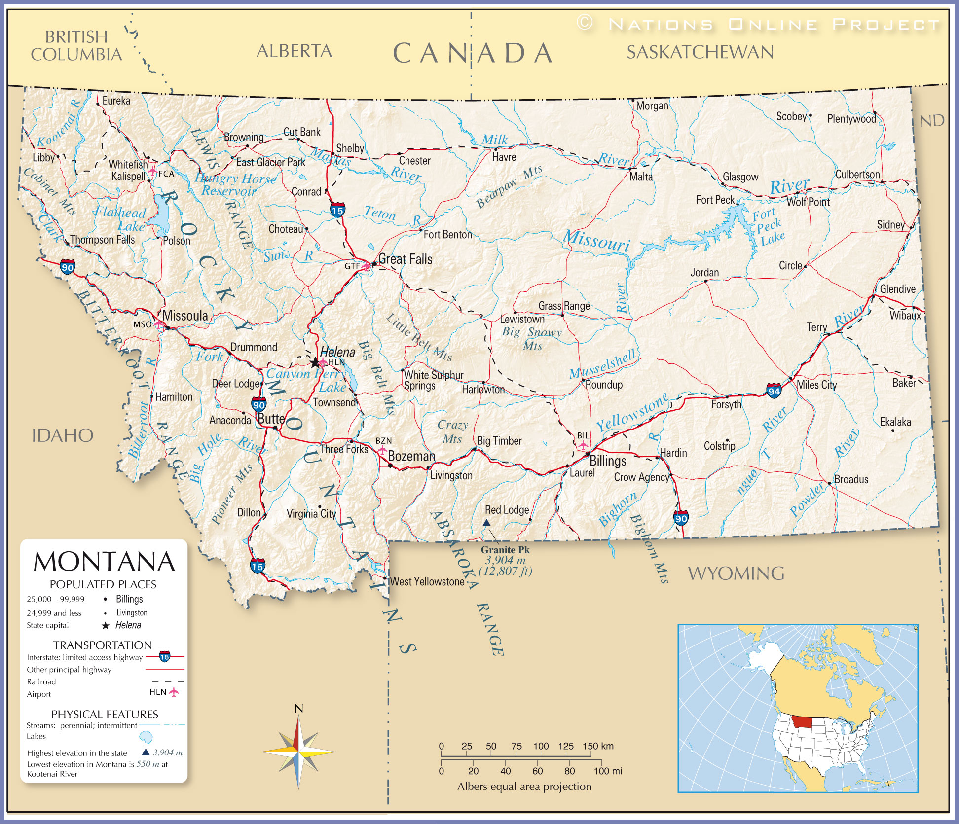 Image result for dillon mt map