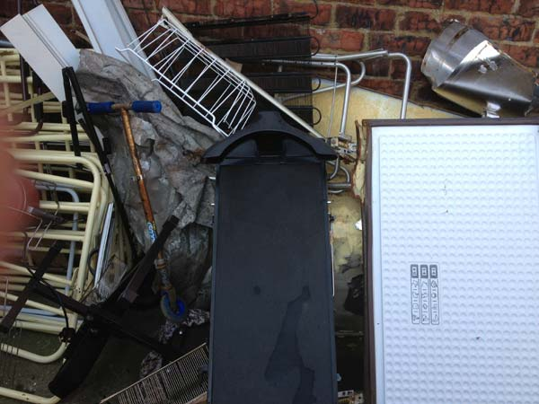 Garden Rubbish Removal Clearance Newcastle