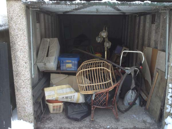 Newcastle Garage Clearance