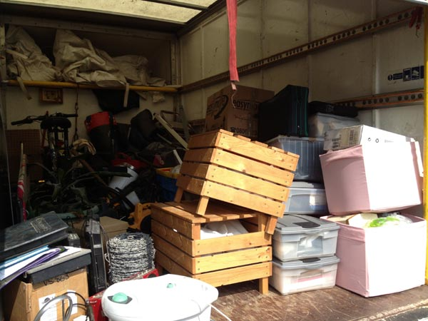 Dumfries House Clearance
