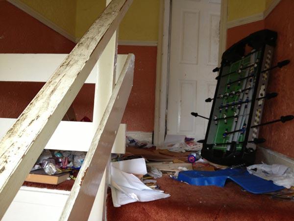 Verminous & Cluttered House Clearance Runcorn