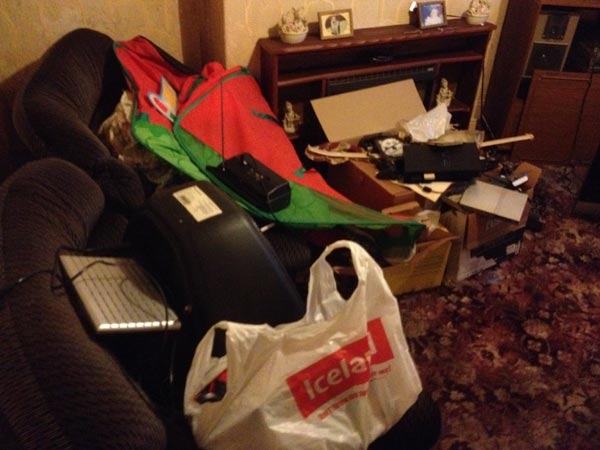 Cluttered House Clearance Ellesmere Port