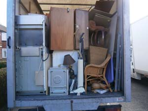 Semi-Cluttered House Clearance Newcastle
