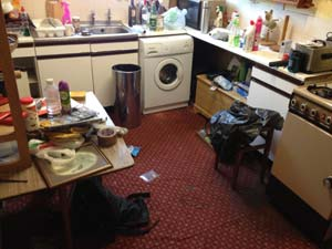 Verminous & Cluttered House Clearance Plymouth