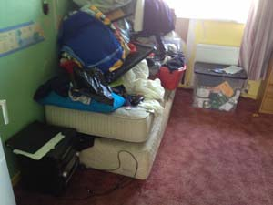 Bristol Hoarders House Clearance Declutter & Clean